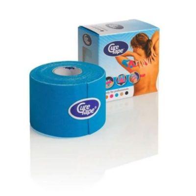 Cure Tape Kinesiotape Blau