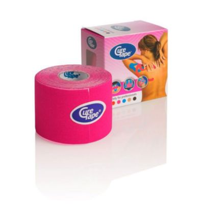 Cure Tape Kinesiology Tape Rosa