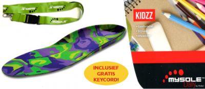 MYSOLE Daily – Kidzz – Schuheinlagen für Kinder