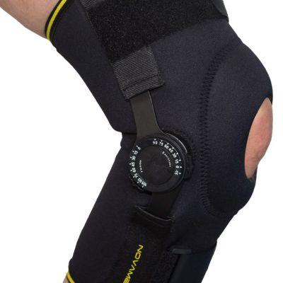 Einstellbaren Gelenken Novamed Kniebandage