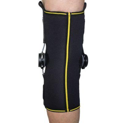 Kniebandage mit einstellbaren Gelenken Novamed