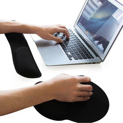 Ergonomische Handauflage für Tastatur und Mauspad