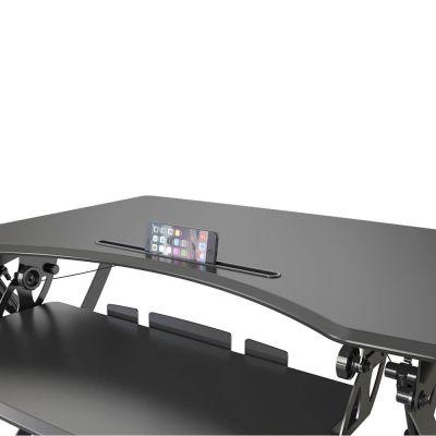 Ergonomischer höhenverstellbarer Schreibtisch