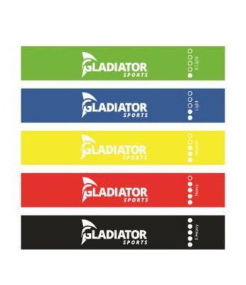 Die Gladiator Sports Ftinessbänder/Widerstandsbänder