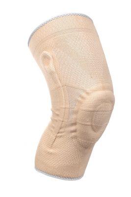 Medidu Kniebandage mit Federstahlstreben Hautfarbig