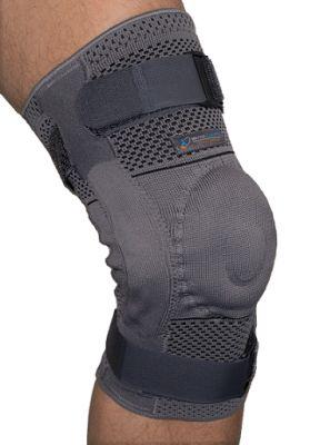 GenuBerg M4 Kniebandage mit Gelenkschienen