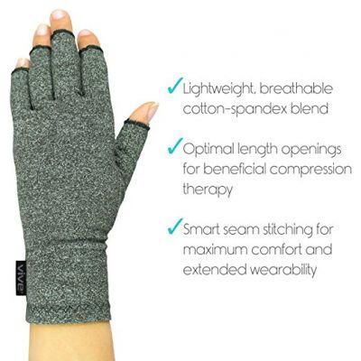 Rheuma Handschuhe mit rutschhemmender Eigenschaften