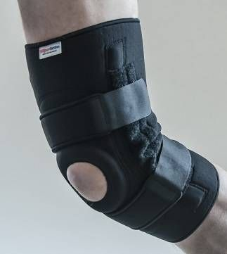 Super Ortho Leichte Kniebandage