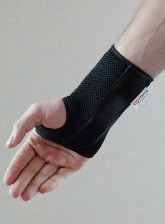 So Handgelenkbandage Bandagenspezialist De